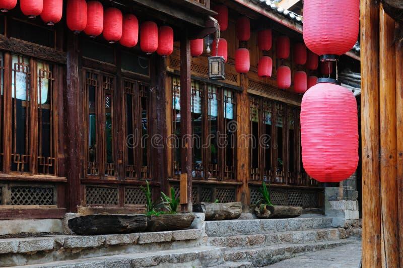 China - Lijiang imagem de stock