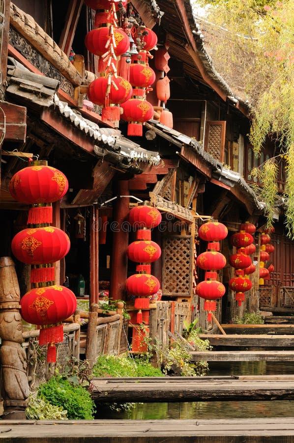 Download China - Lijiang stock image. Image of lijiang, lamp, exotic - 18164387