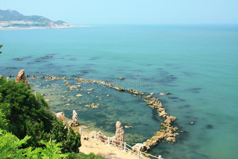 China Long Island imagem de stock