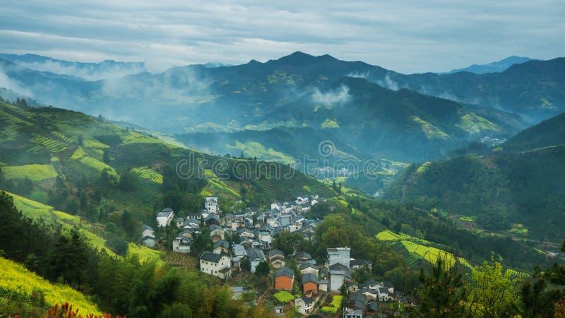 China meridional en primavera fotografía de archivo libre de regalías