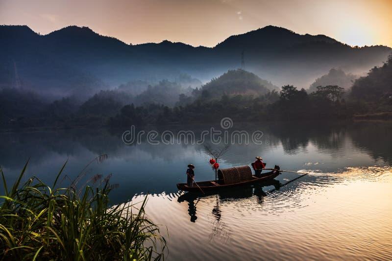 China meridional en primavera imagen de archivo libre de regalías
