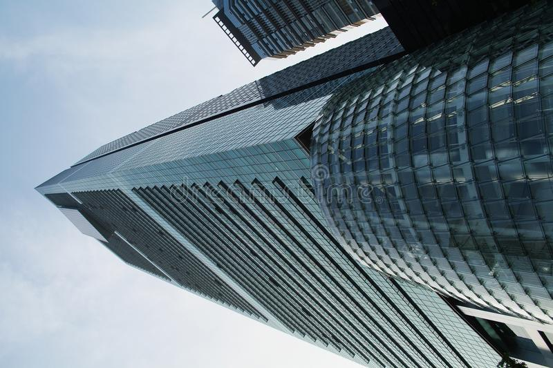 Download China modern skyscraper stock photo. Image of background - 31032166