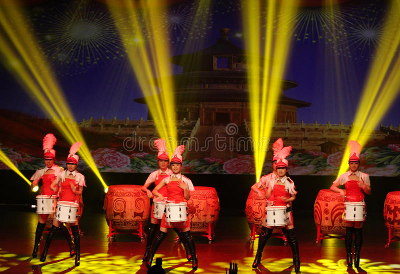 Download China Modern Youth Orchestra Performs At Bahrain Editorial Photo - Image: 30760581