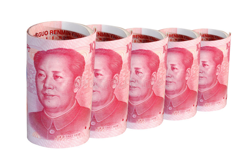 China Money in a row