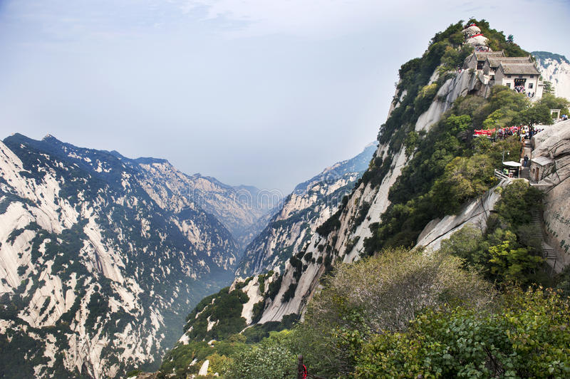 China: mountain hua royalty free stock photography