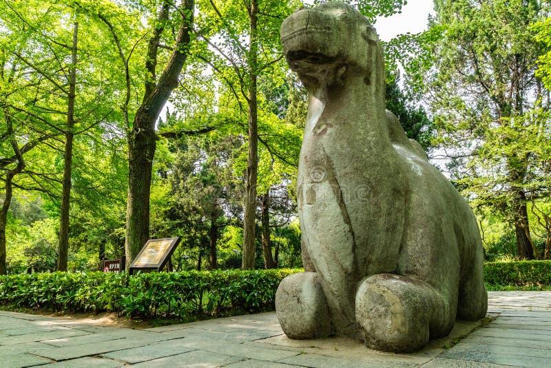 China Nanjing Ming Xiaoling Mausoleum 15 royalty free stock photography
