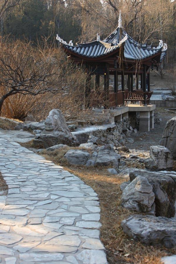 China park stock photos