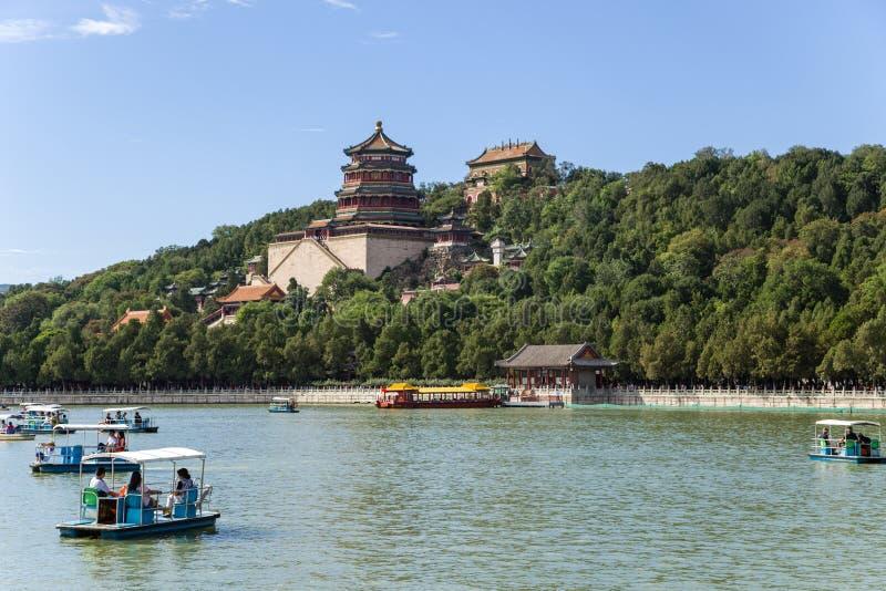 China, Peking E r stockfoto