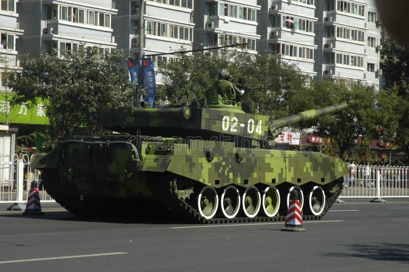 China pla tank