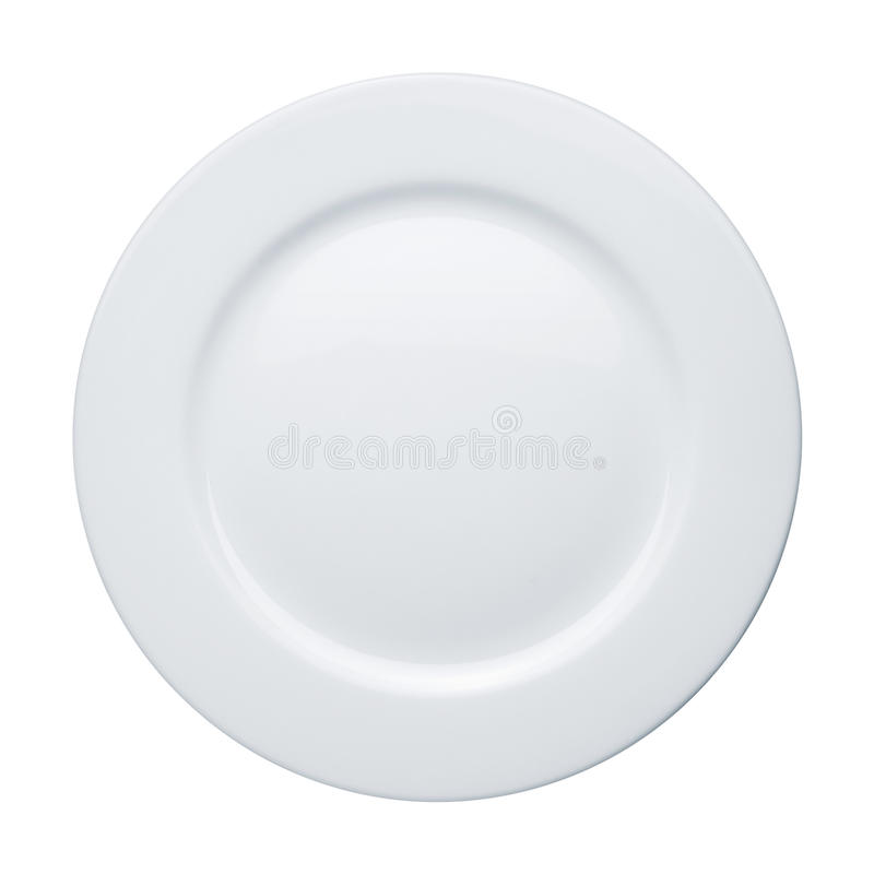 China Plate Royalty Free Stock Photo