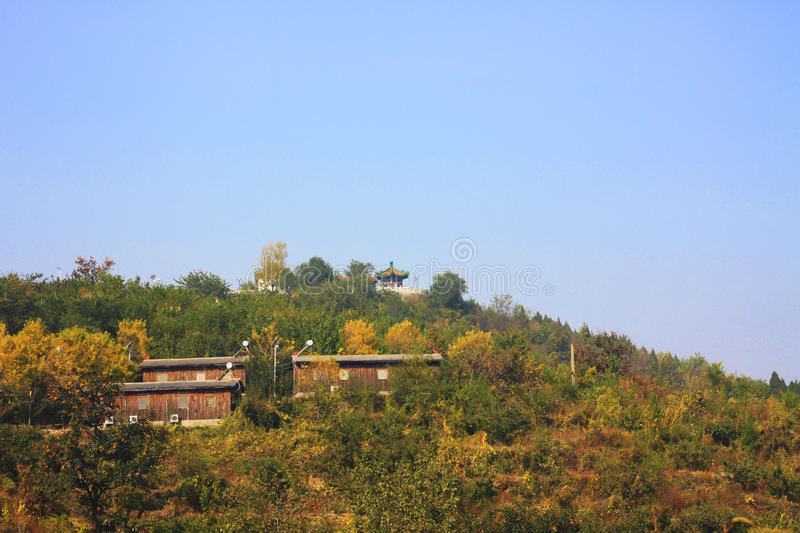 China rural scenery royalty free stock photography