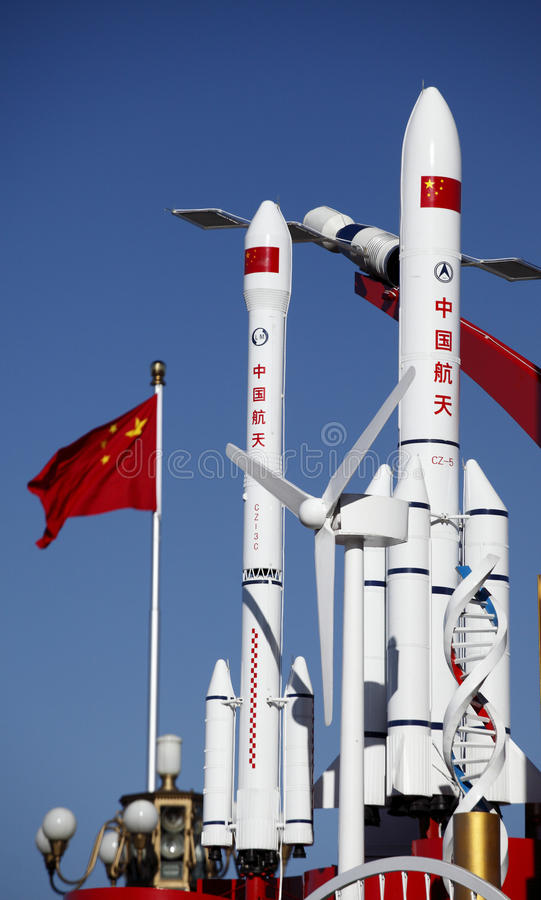 Download China's National Day Celebration Editorial Photography - Image: 11174057
