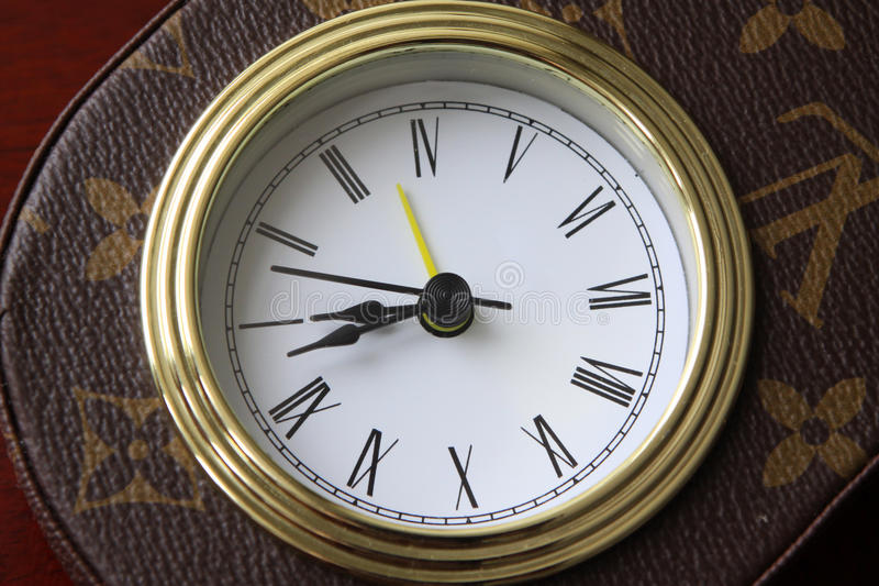 China's old timer clocks. And watches royalty free stock photography