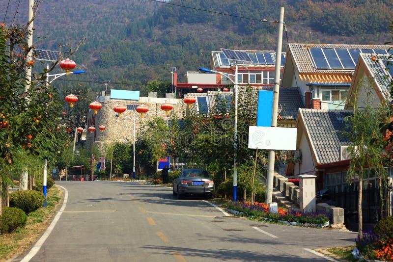 Chinas rural scenery royalty free stock image