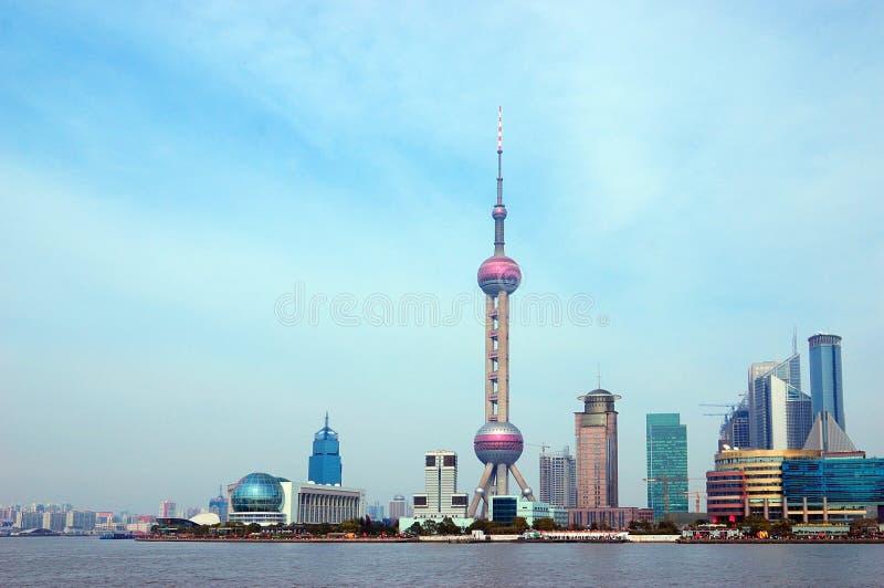 China Shanghai stock images