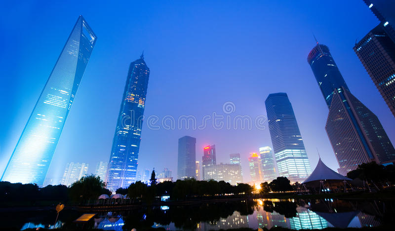 China Shanghai lizenzfreie stockfotos