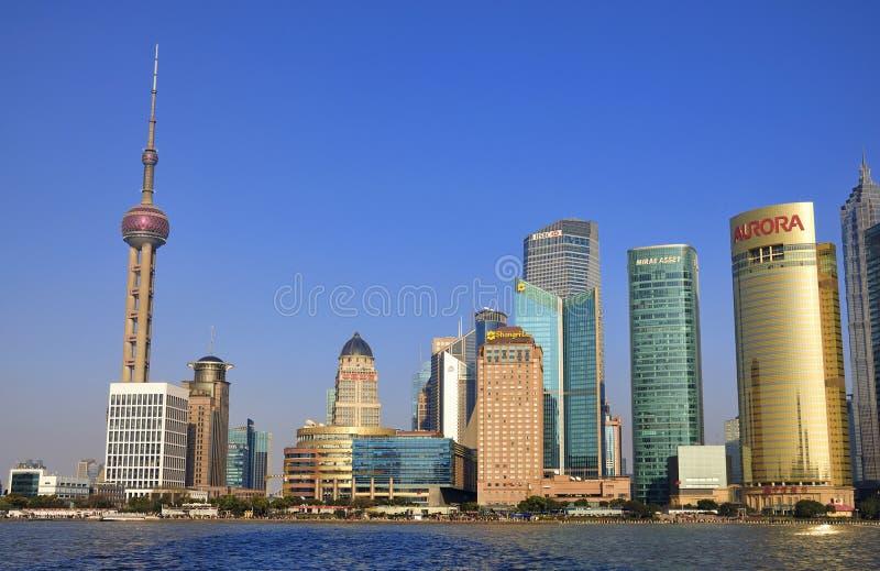 China Shanghai royalty-vrije stock afbeelding