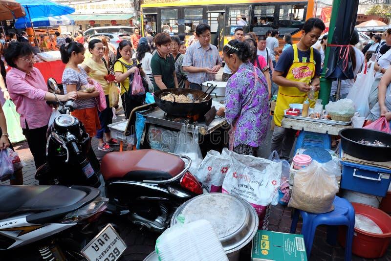China-Stadt stockfoto