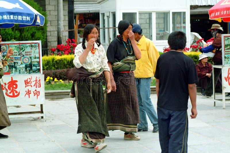 China, Tíbet fotos de archivo libres de regalías