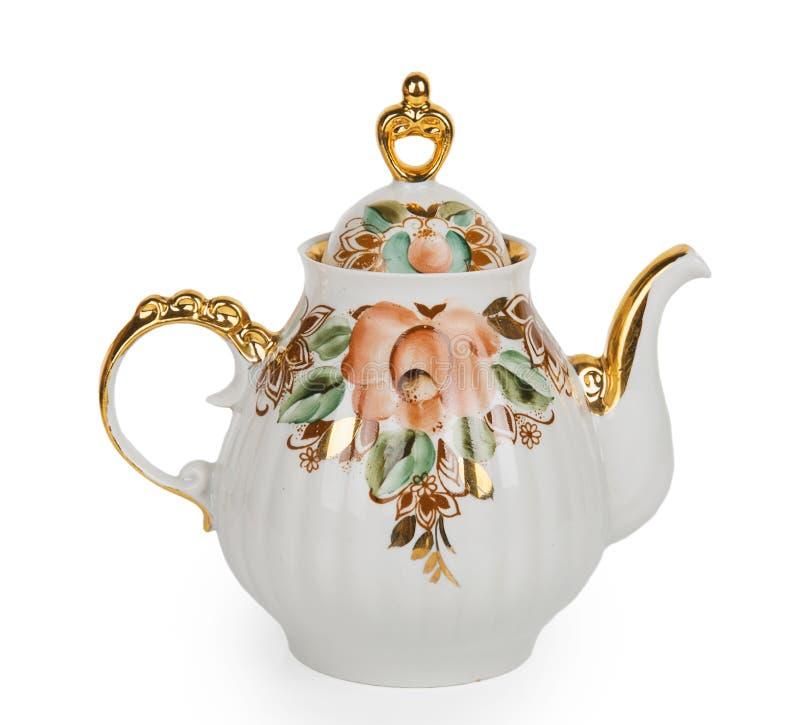 Free China Teapot Royalty Free Stock Image - 44414996