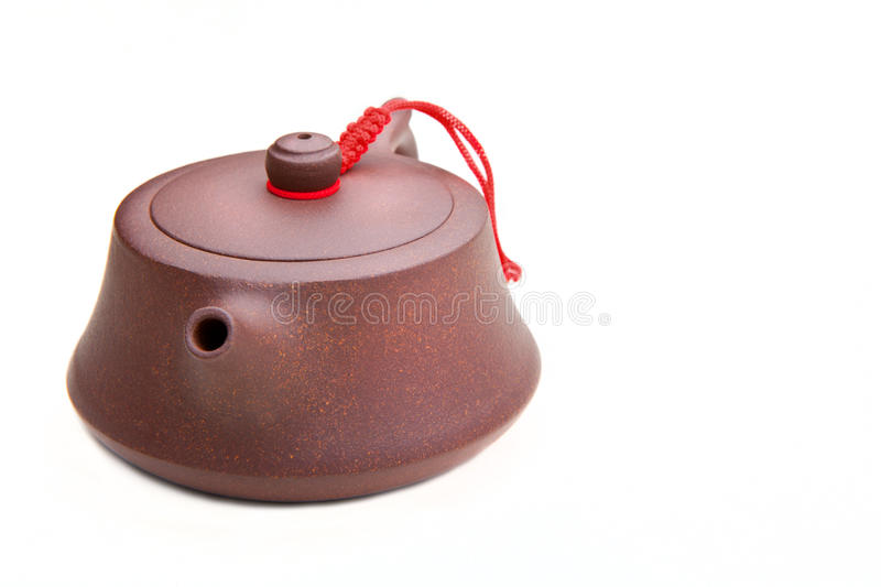 China Teapot royalty free stock photo