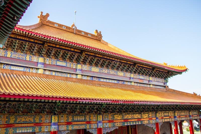 China-Tempel Thailand lizenzfreie stockfotos