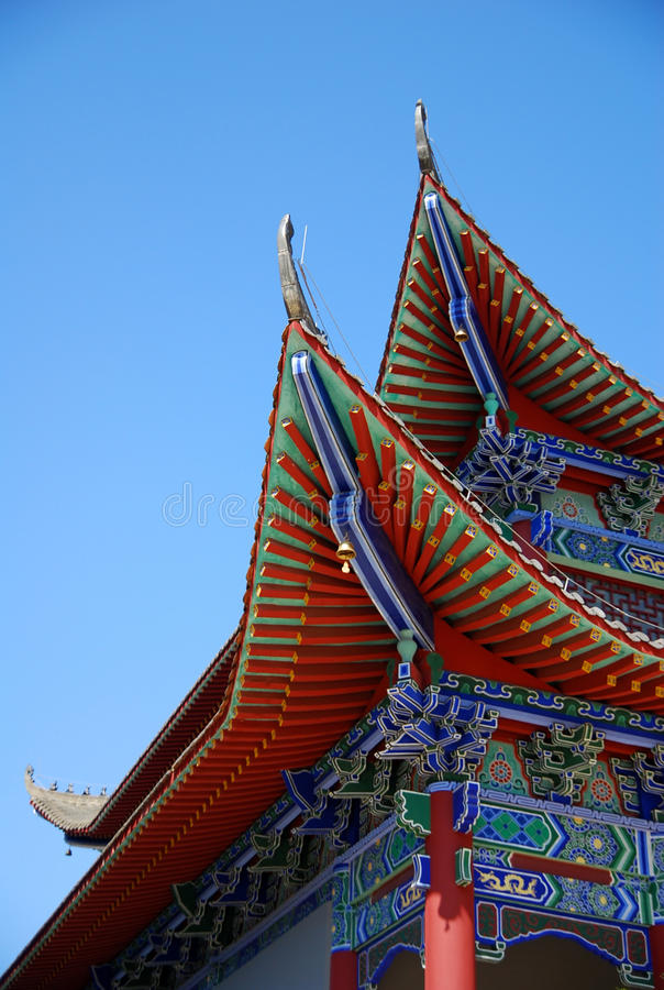 Download China Temple Royalty Free Stock Image - Image: 12947946