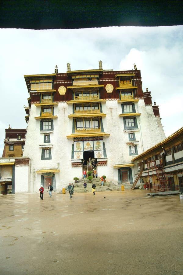 China, Tibet lizenzfreies stockfoto