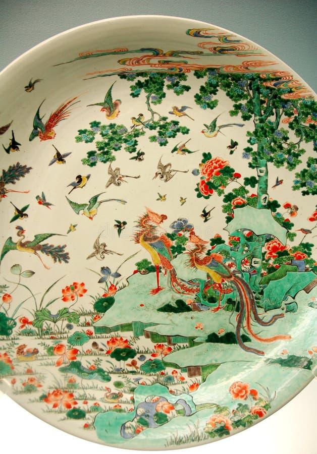 China ware royalty free stock photos