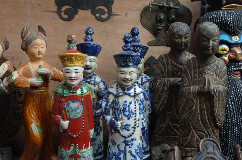 China ware stock image