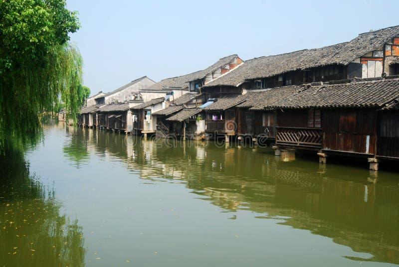 China Wuzhen foto de archivo