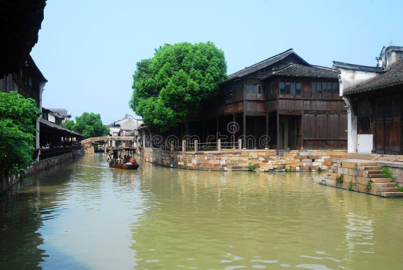 China Wuzhen fotos de archivo