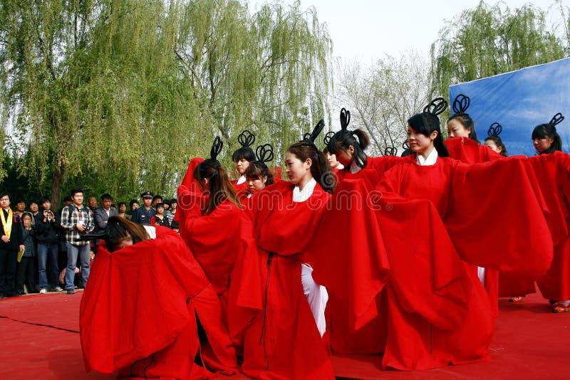 Download China Xingtai:Ritual Ceremony Editorial Stock Photo - Image: 24550128