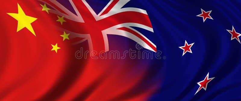 China y Nueva Zelandia