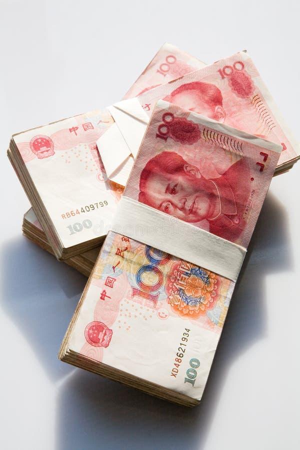 China yuan fotografía de archivo