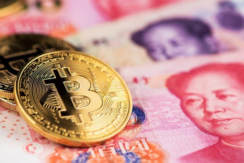 yuan per btc