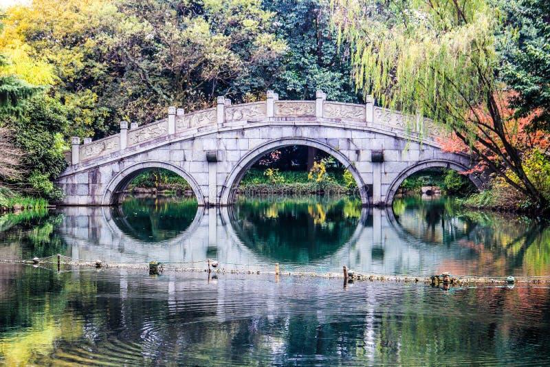 China ZheJiang Hang Zhou Xihu West Lake. Photographed in November 2017 stock photos