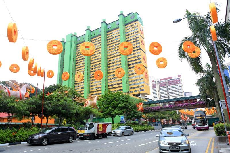 chinatown стоковые фото