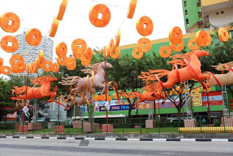 chinatown стоковые изображения rf