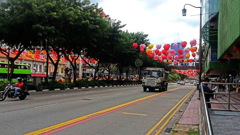 chinatown zdjęcia royalty free