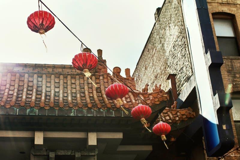 Chinatown color? ? San Francisco, la Californie photos stock