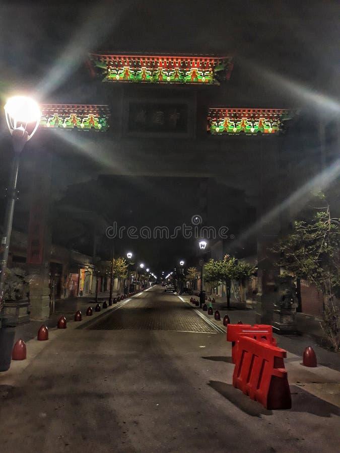 chinatown imagen de archivo