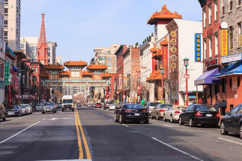 Washington Chinatown Chinese Restaurants