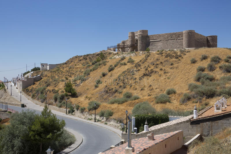 Download Chinchilla De Monte Argon - Spain Royalty Free Stock Photography - Image: 26947317