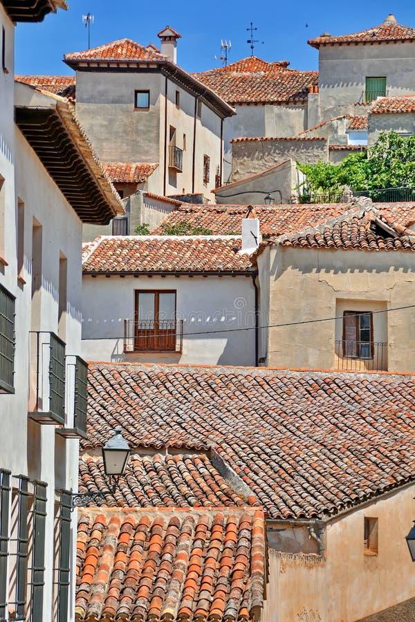 Chinchon, Spanien lizenzfreie stockfotos