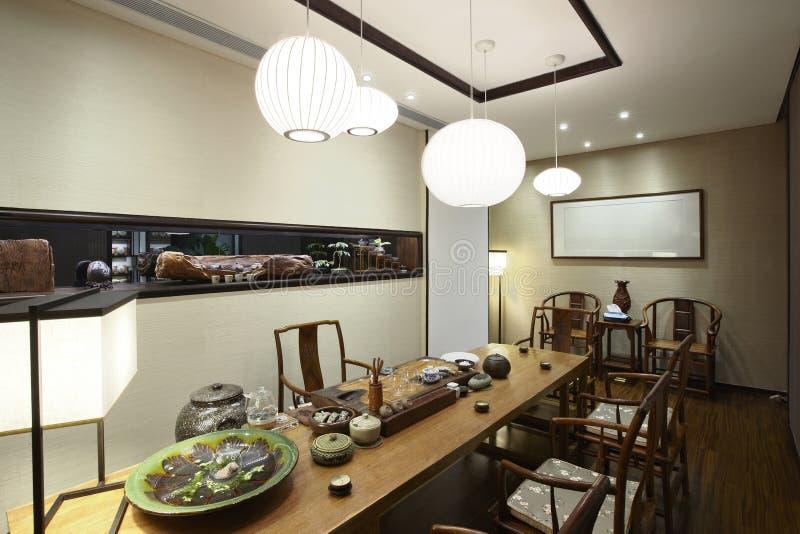 Chinees Clubhuis stock afbeeldingen