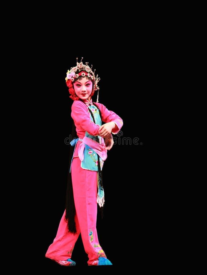 Chinees drama royalty-vrije stock afbeeldingen