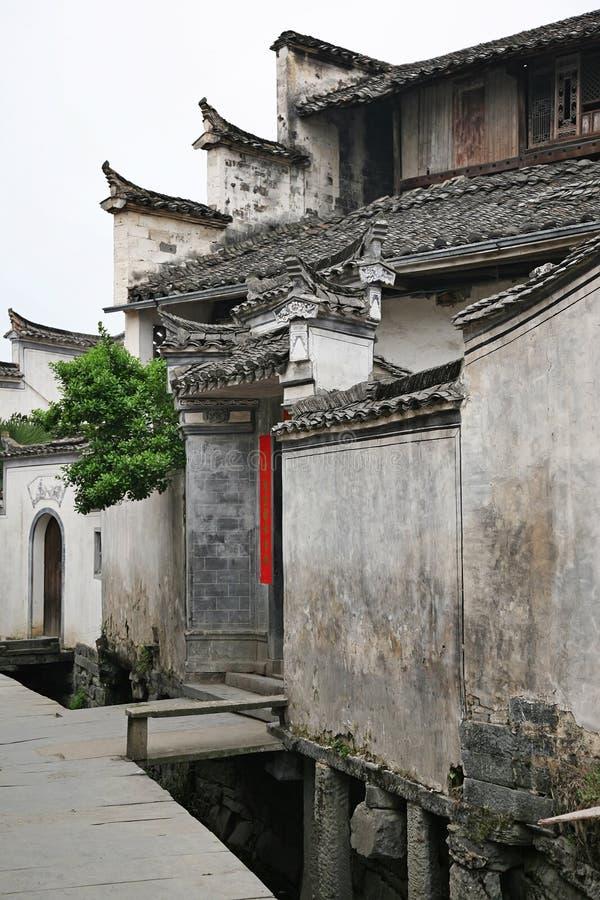 Chinees huis royalty-vrije stock foto's