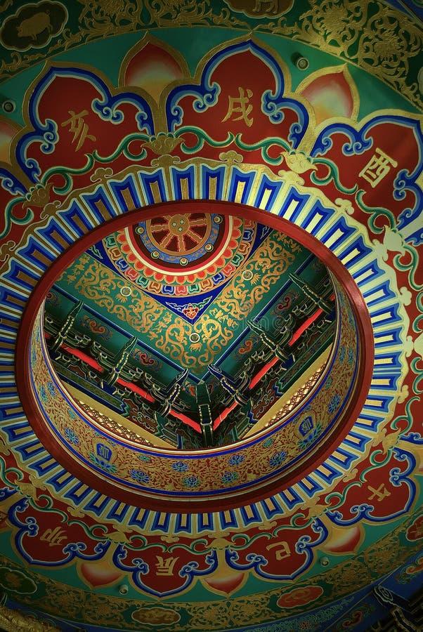 Chinees klassiek art. royalty-vrije stock afbeelding