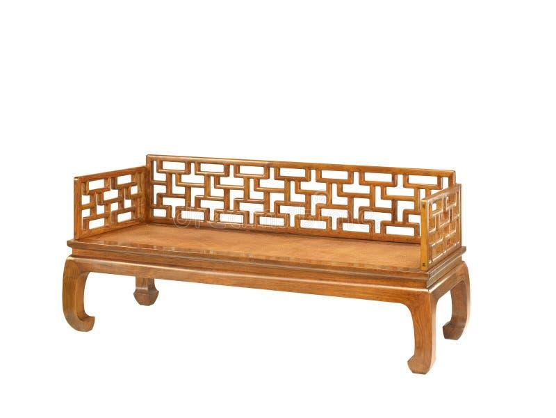 Chinees klassiek meubilair van ming stijl royalty vrije stock afbeelding afbeelding 26452726 - Klassiek bed ...